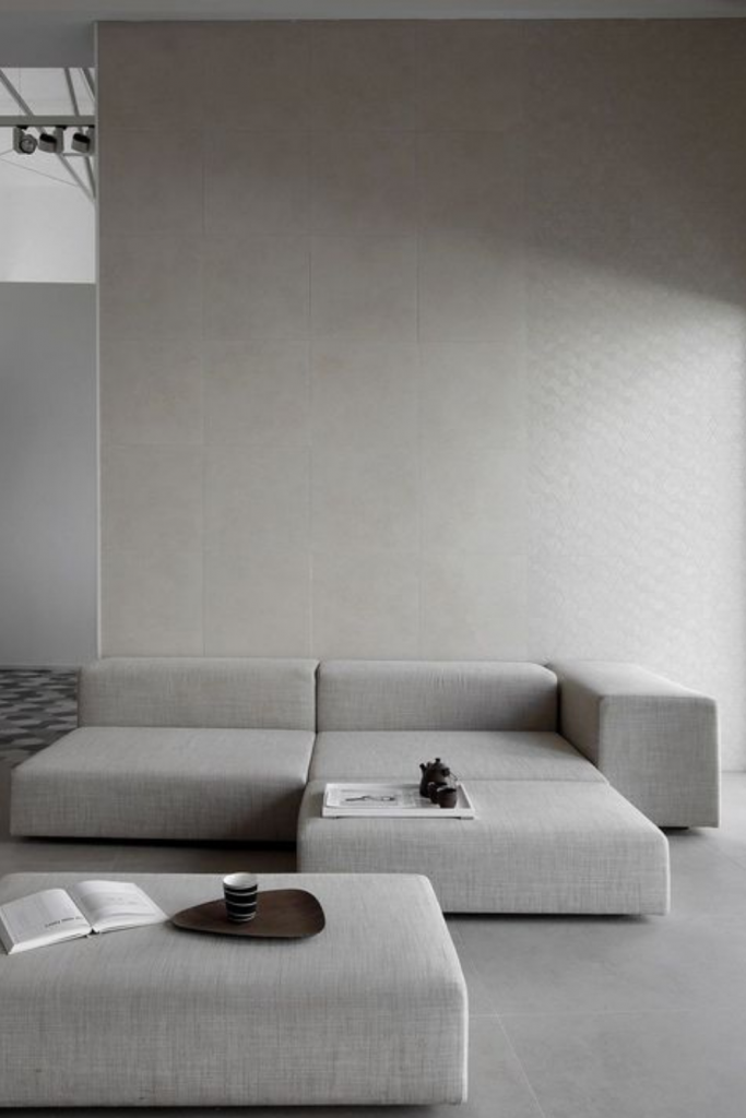 Decoraçao minimalista - estofos pt